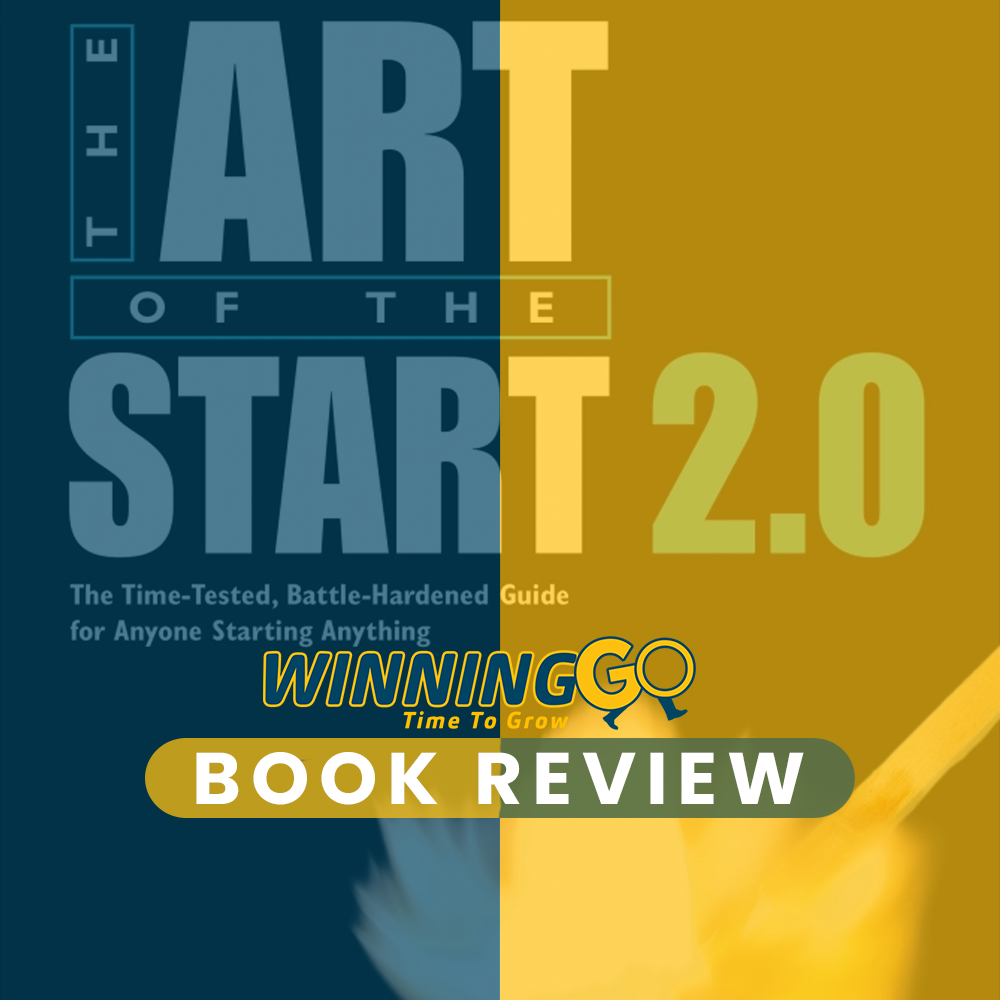 Art of the start